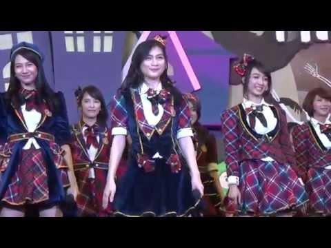 JKT48 Tim J - Halloween Night [Melody Cam]