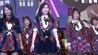 JKT48 Tim J - Halloween Night [Melody Cam]