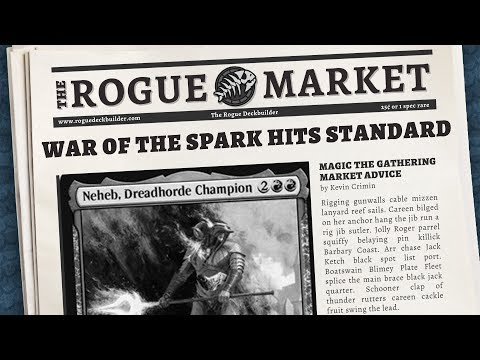 8594028645e7d8 Market Monday  Top 10 War of the Spark Modern cards by Performance ...