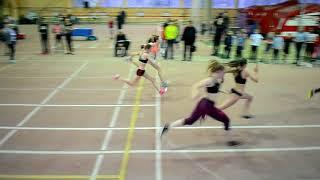 Финал на 60 м Девушки 1