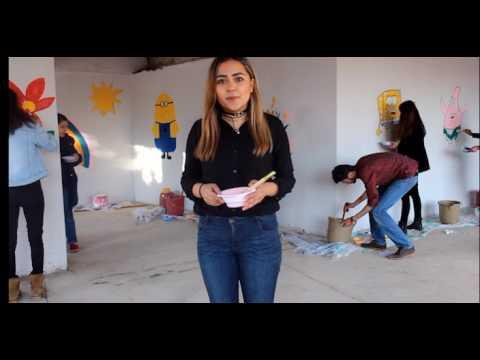 KUST Students Volunteer Activity.