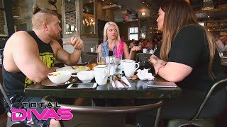 Nia Jax isn't convinced Alexa wants to marry Buddy Murphy: Total Divas Preview Clip, Jan. 3, 2018
