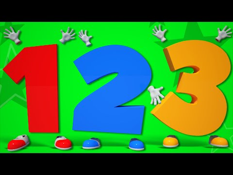 number song  preschool rhymes kids tv  numbers rhyme  KIDS TV NUMBERS SONG