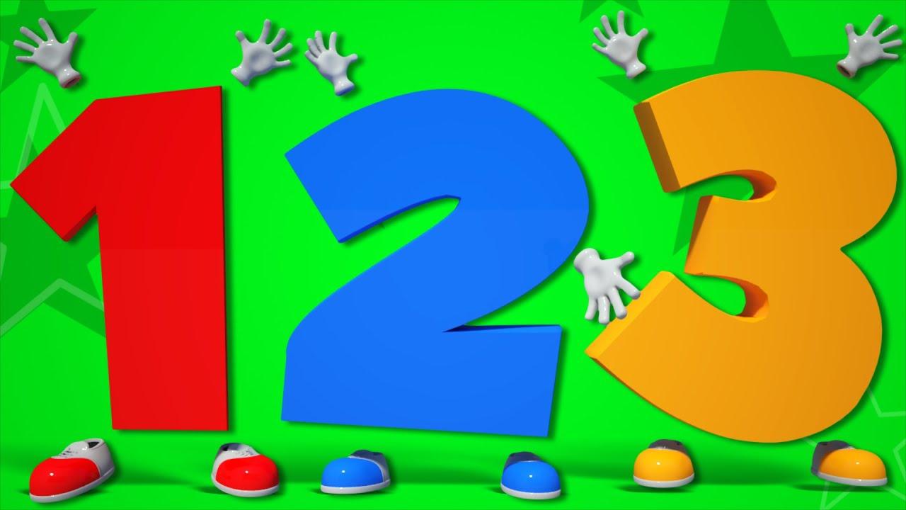 number song | preschool rhymes kids tv | numbers rhyme | Kids Tv ...