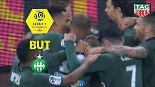 But Wahbi KHAZRI (84') / AS Saint-Etienne - FC Nantes (3-0)  (ASSE-FCN)/ 2018-19