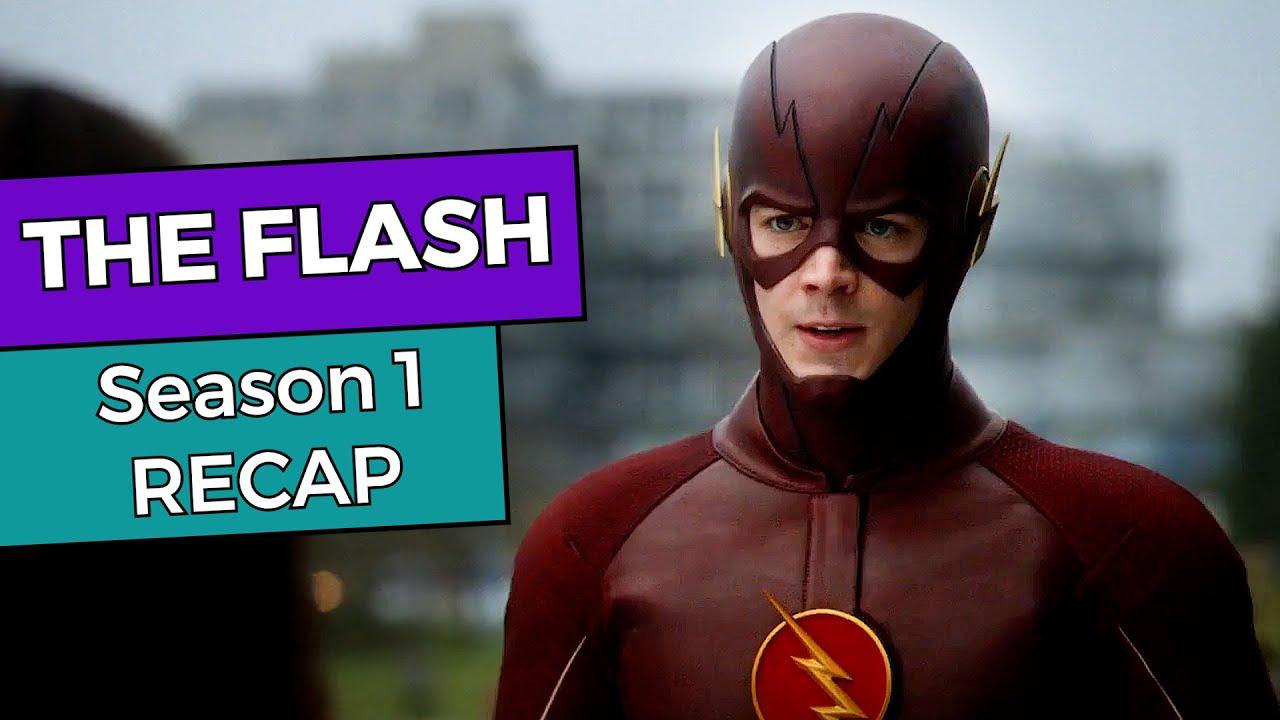 Download The Flash: Season 1 RECAP