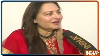 Jaya Prada reacts to remarks by SP leader Azam Khan's son said, Hadn't expected this from Abdullah