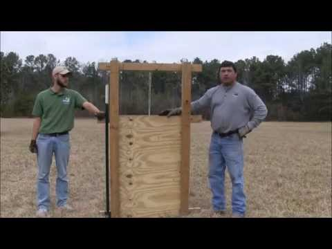 Selecting Doors For Wild Pig Traps