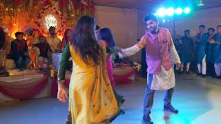 mehendi lagake rakhna wedding dance