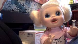 potty training baby alive real surprises Lindsey