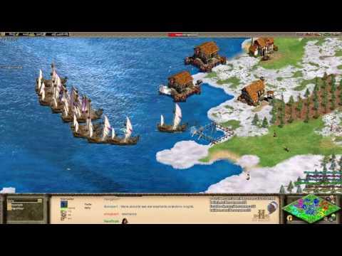 Aoe2 HD: Regicide Metropolis (3 Kings & 3 Castles)
