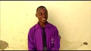 2019 Secondary graduate Joel Samuel