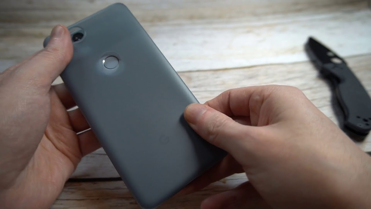 huge discount efae9 f4fd3 Peel Super Thin Case For Pixel 2 Unboxing and Review
