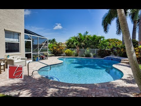 6635 Ashburn Rd, Lake Worth, FL 33460 | Waterfront pool home for sale in Palm Beach