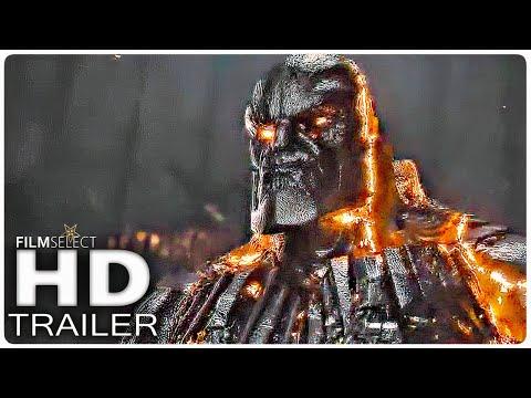 "JUSTICE LEAGUE: The Snyder Cut ""Darkseid & Steppenwolf"" Trailer (2021)"