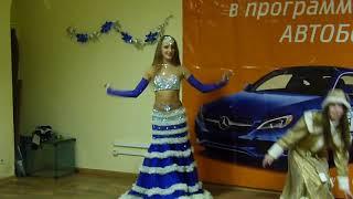 Урок танцев. Шилова Юлия. СВТ Салима, под руководством Перовой Анны
