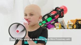 Mini Team Sky: Teamwork (Sky Loves Cycling)