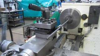 Fast Spring making on a lathe