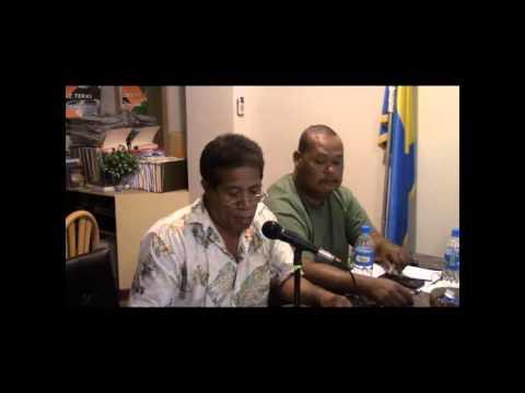 Palau Language Commission Talk Show - Part 3