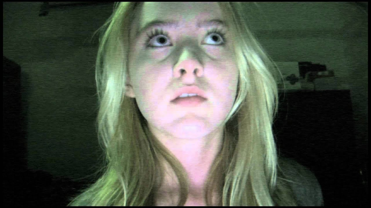 Paranormal Activity 4 Official Clip: Garage