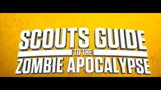 Scouts Guide to the zombie apocalypse (available 8/12)