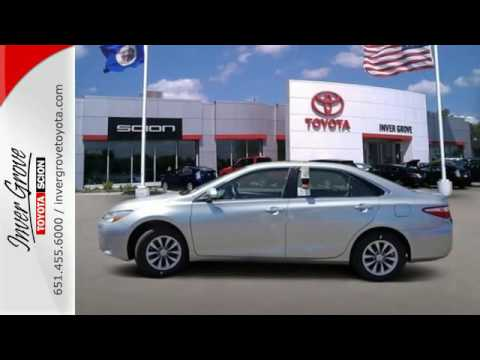 New 2016 Toyota Camry Inver Grove Heights, MN #G2684