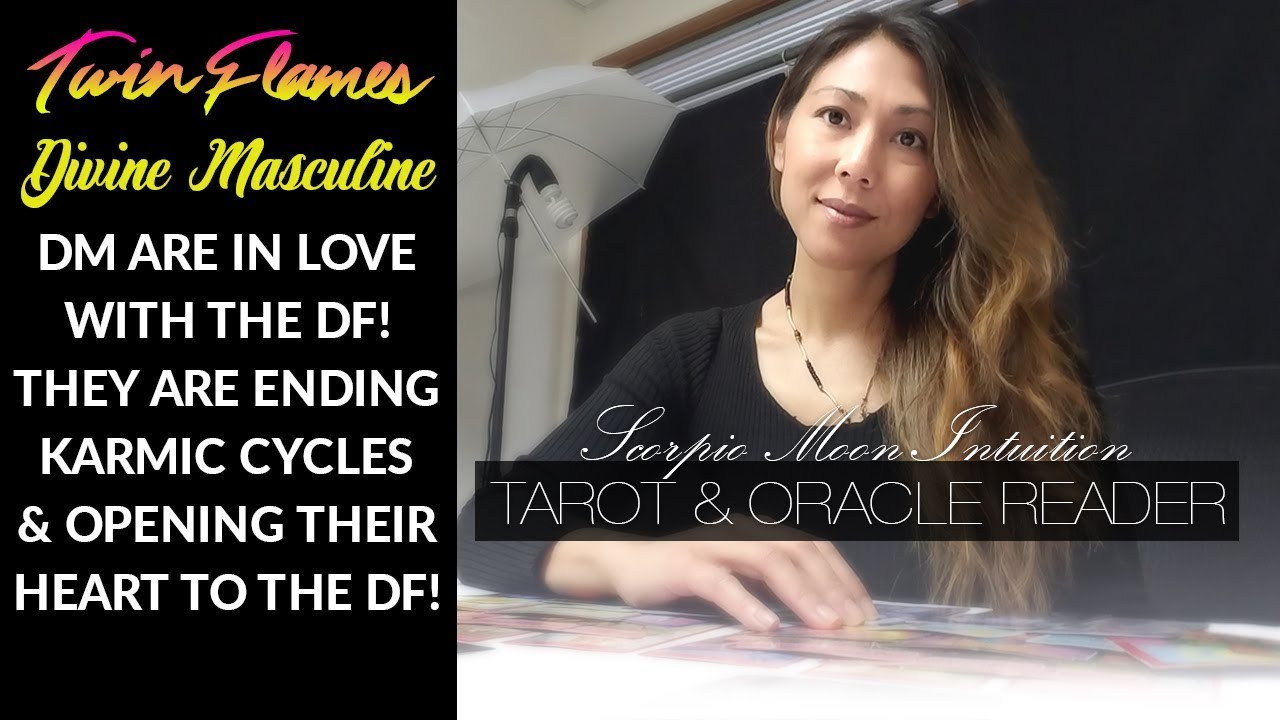 🔥TWIN FLAMES🔥DMs are in LOVE! Ending karmic cycles & opening their heart  to DF!