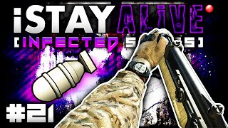 "CoD MW3: FLAWLESS MOAB?! - ""iSTAY ALiVE"" #21 (Call of Duty Modern Warfare 3 Infected Gameplay)"