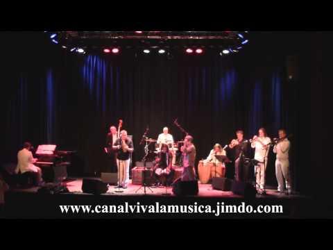 Orquesta La Descarga en Cosmopolite Music Hall - Oslo / Parte 1