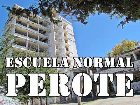 Documental Escuela Normal de Perote Veracruz