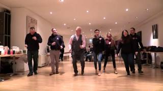 Derek Acorah - Happy Dance with The Past Hunters