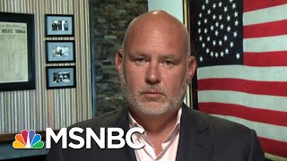 Steve Schmidt: Donald Trump Ignorant, Naive, And A Fool On The World Stage | Rachel Maddow | MSNBC