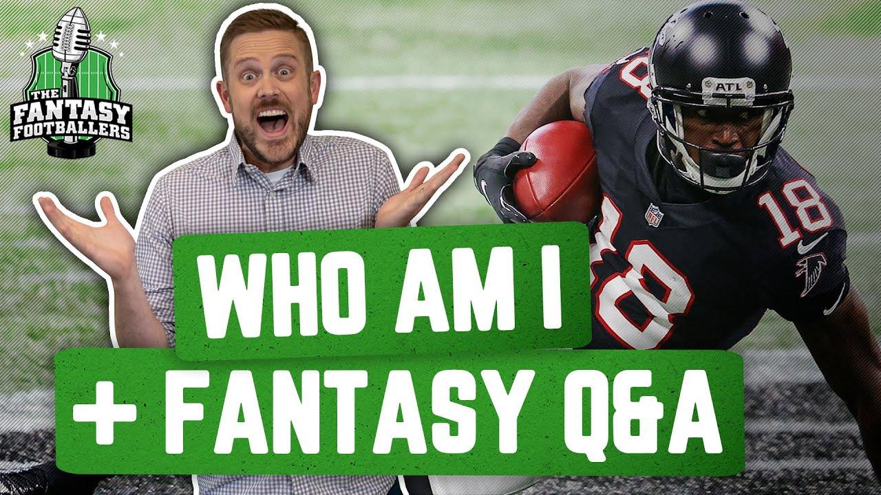 Download Fantasy Football 2021 - Who Am I + Fantasy Q&A, That's a Bingo! - Ep. #1034