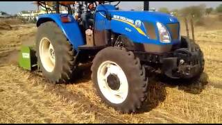 New Holland excel 6010
