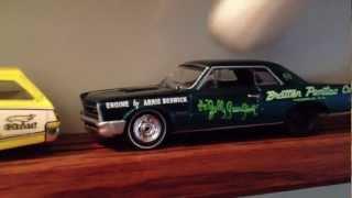 Diecast Car Collection - ASMR