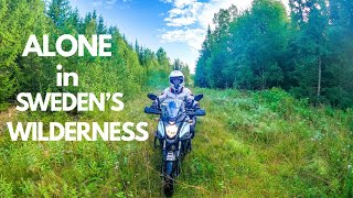 Solo Motorcycling the Swedish TET - Trans Euro Trail 🇸🇪 [S3 - Eps 22]