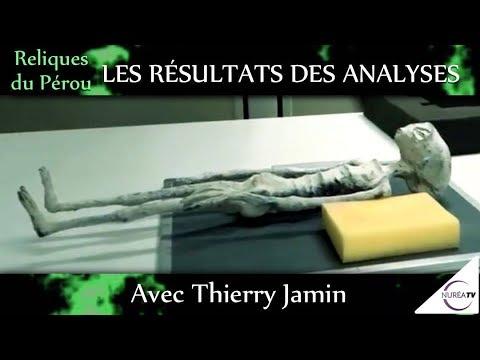« Reliques du Pérou : Les Résultats des Analyses » avec Thierry Jamin - NURÉA TV