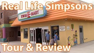 Actual Simpsons KWIK-E-MART | …