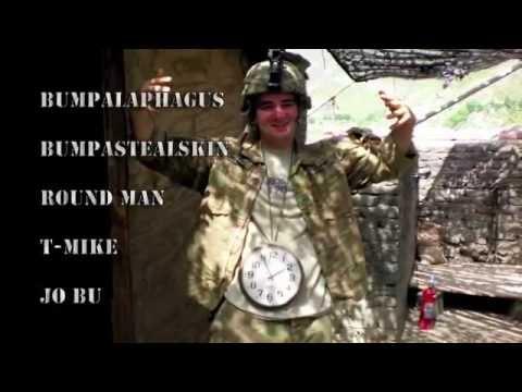 2nd Platoon, 25th ID, Kunar Afghanistan - Firefight/Javelin shots/Bomb drops