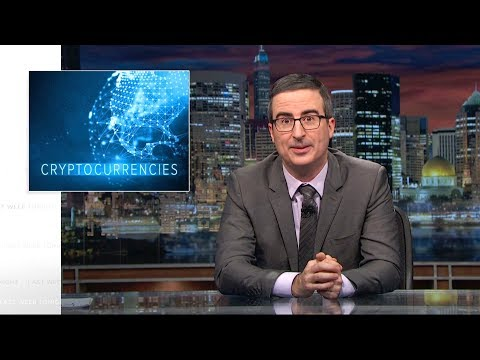 Cryptocurrencies: Last Week Tonight with John Oliver HBO