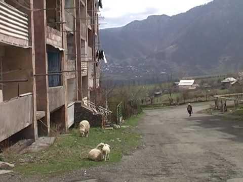 Автостопом по Армении - Часть 5
