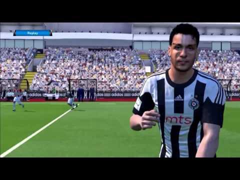 PES 2016 Stadium FK Partizan Belgrade by BalkanPESBOX