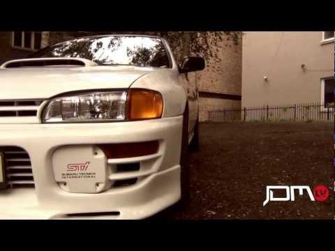 Subaru Impreza WRX Type RA project