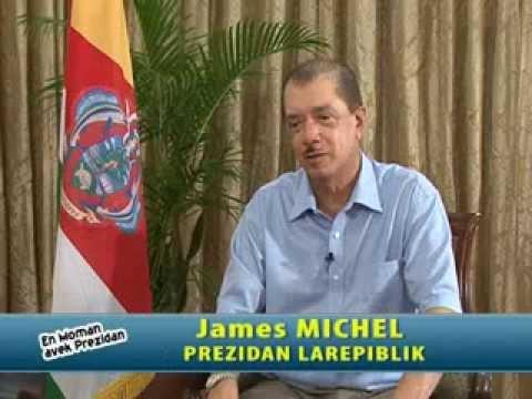 En Moman Avek Prezidan - 10th April 2012 SBC TV