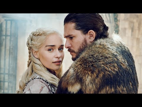 Jon & Daenerys Love Theme - Game of Thrones S7 - S8 - Ultimate Mix