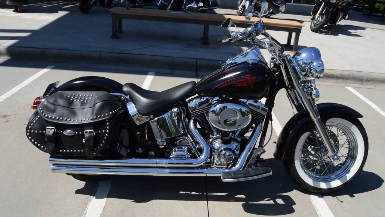 2000 Harley Davidson Flstf Fatboy 030832 Youtube Pictures
