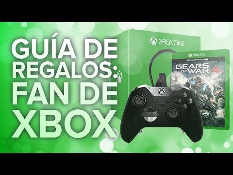 Guía de regalos navideña para el fan de Xbox 2016