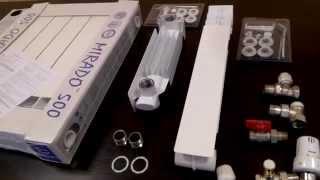 Алюминиевые и биметаллические радиаторы Mirado(, 2013-03-10T17:49:59.000Z)
