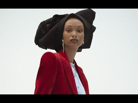 UGBAD ABDI Model Fall 2020 - Fashion Channel from YouTube · Duration:  3 minutes 1 seconds