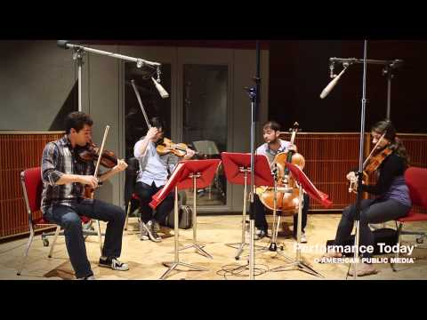 The Dover Quartet: Beethoven's Allegro Molto, String Quartet Op. 59, No. 3